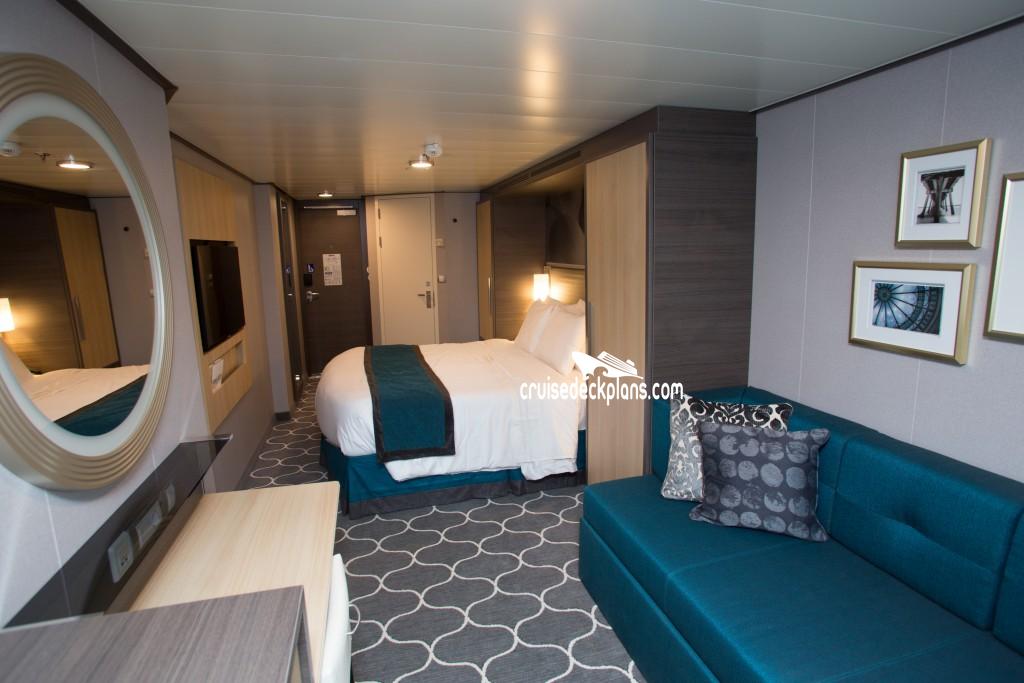 Harmony Of The Seas Deck 3 Deck Plan Tour