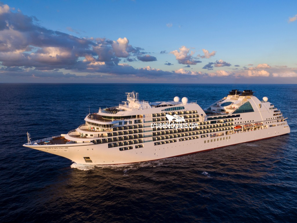 Seabourn Ovation Exterior Picture