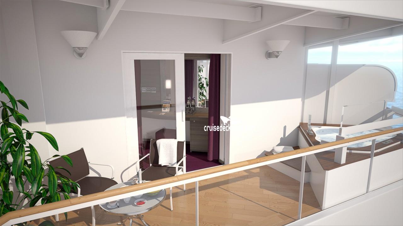 Msc Seaview Seaside Suite Details