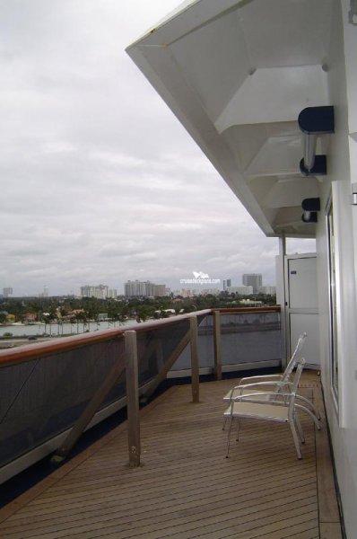 Carnival Valor Premium Balcony Stateroom