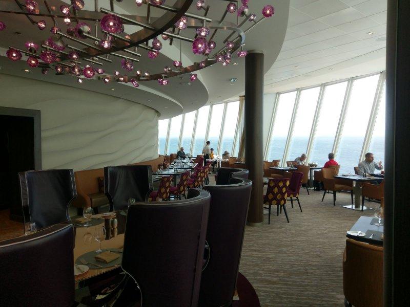 Symphony Of The Seas Coastal Kitchen