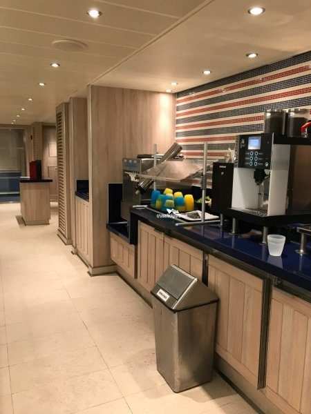 Carnival Horizon Family Harbor Lounge Pictures