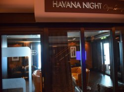 Norwegian Dawn Havana Club Steve Millay