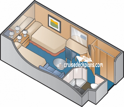 Celebrity Constellation Interior Diagram Layout