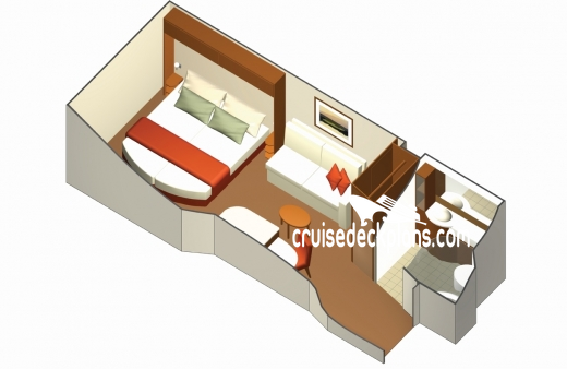 Celebrity Silhouette Interior Diagram Layout