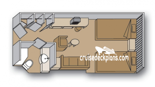 Rotterdam Interior Diagram Layout