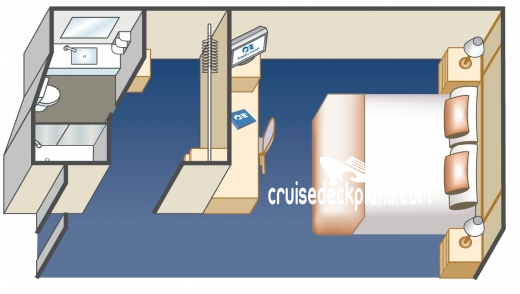 Royal Princess III Interior Diagram Layout