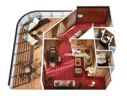 Owner and Vista Suite diagram