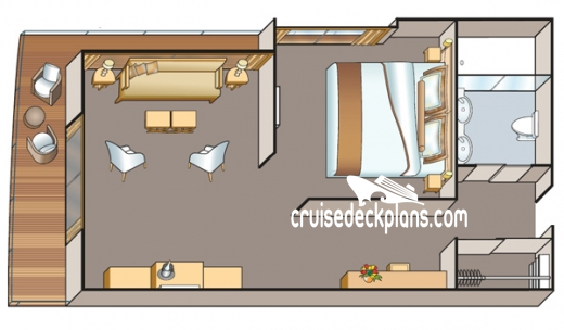 Viking Njord Explorer Suite Diagram Layout