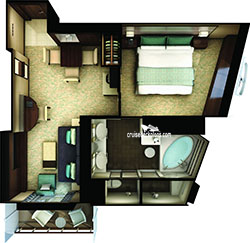 Haven Forward Penthouse diagram